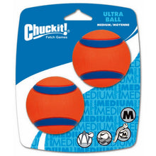 Load image into Gallery viewer, Chuckit! Ultra Ball - Medium 2 pack