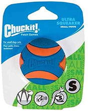 Load image into Gallery viewer, Chuckit! Ultra Squeaker Ball - Small