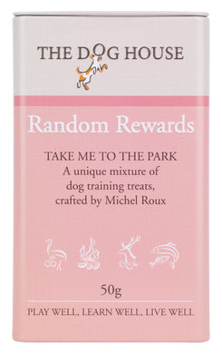 The Dog House Random Rewards Tin
