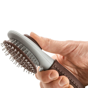 Hunter Brush Spa, self-cleaning