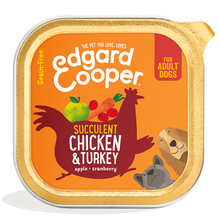Load image into Gallery viewer, Chicken & Turkey with apple, cranberry & carrot