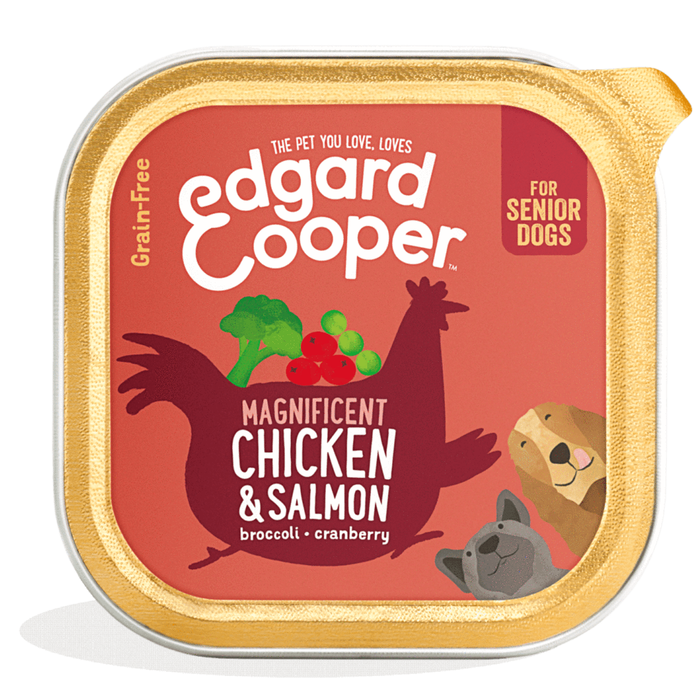 Edgard Cooper - Chicken & Salmon with broccoli & cranberry