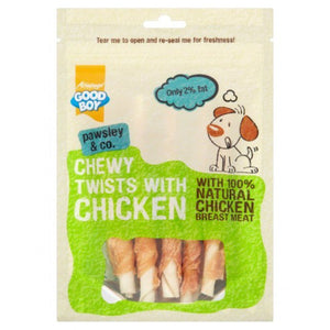 Good Boy - Chewy Twists - Chicken - 90g