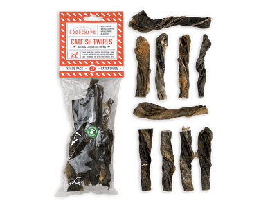 Cat Fish Twirls value pack
