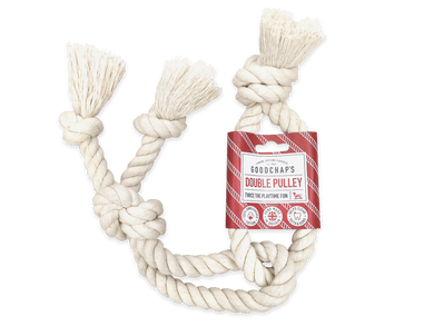 GoodChaps Double Pulley Rope