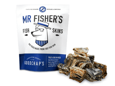 Mrs Fisher's Fish Skins - 25g
