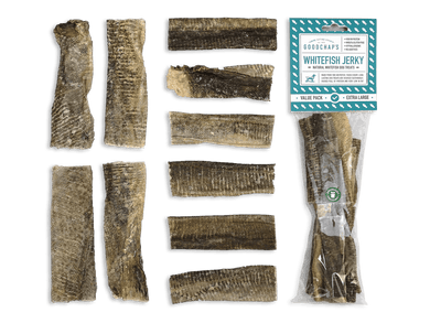 Whitefish Jerky Value Pack