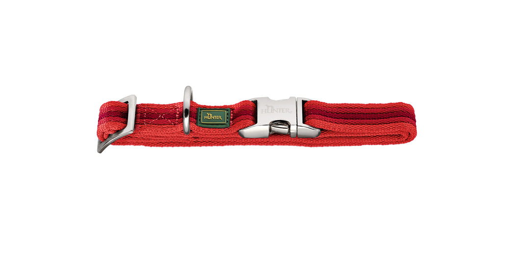 Hunter Davao Collar - Red