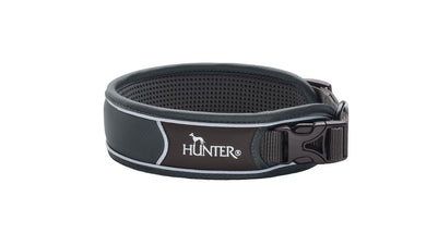 Hunter 'Divo' Collar - Grey (Reflective)