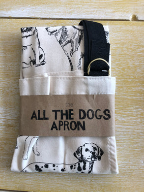 All The Dogs Apron