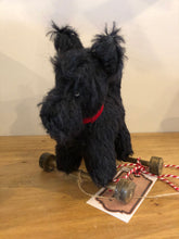 Load image into Gallery viewer, Adorable Scottie Collectable Dog on Wheels