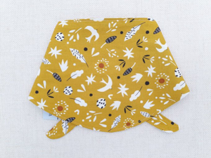 *Exclusive* Autumn Leaves Bandana