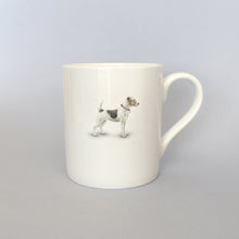 Load image into Gallery viewer, Beautiful Bone China Jack Russell Mug