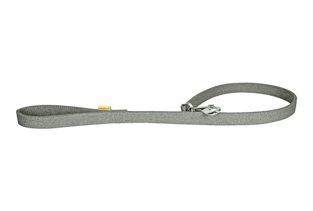 Earthbound Camden Leash - Grey