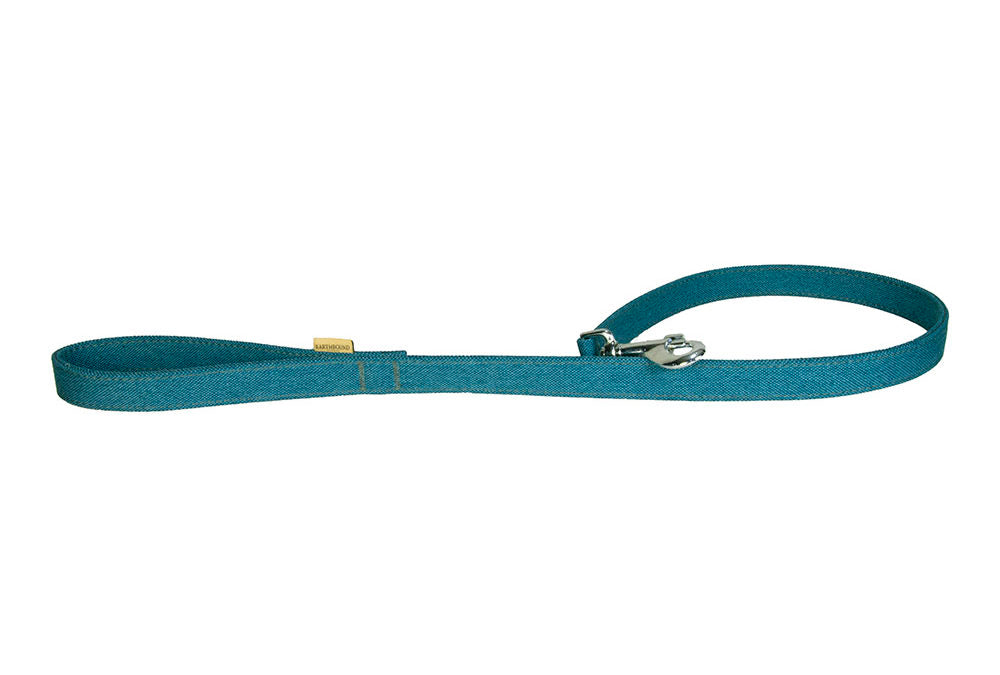 Earthbound Camden Leash - Teal