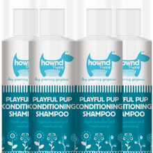 Load image into Gallery viewer, Hownd Playful Pup Super Sensitive Conditioning Shampoo