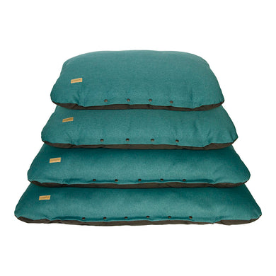 Camden Cushion Bed - Teal
