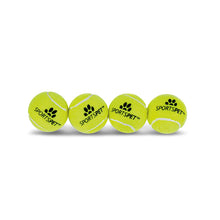 Load image into Gallery viewer, Sportspet Mini Tennis - 4 pack
