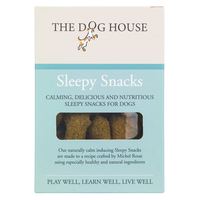 The Dog House Sleepy Snacks Box