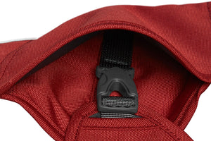 Ruffwear Overcoat™ Jacket abrasion-resistant, fleece-lined jacket - Red Clay