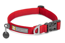 Load image into Gallery viewer, Ruffwear Front Range™ Collar - Red Sumac