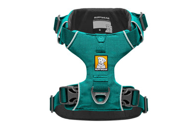 Ruffwear Front Range® Dog Harness in Aurora Teal