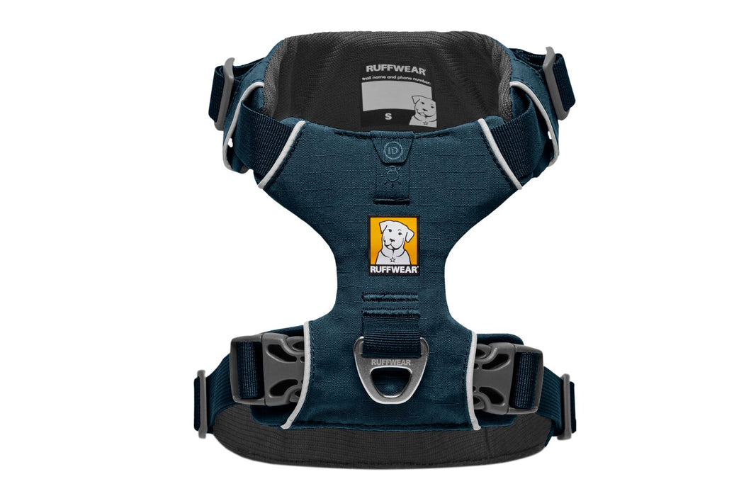 Ruffwear Front Range Dog Harness in Blue Moon