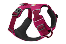Load image into Gallery viewer, Ruffwear Front Range® Dog Harness in Hibiscus Pink