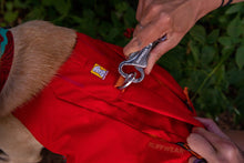 Load image into Gallery viewer, Ruffwear Switchbak Harness in Red Sumac