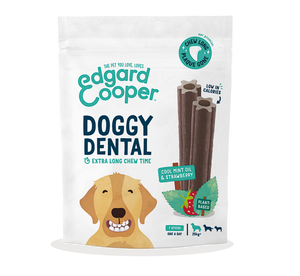 Edgard Cooper Doggy Dental Mint & Strawberry