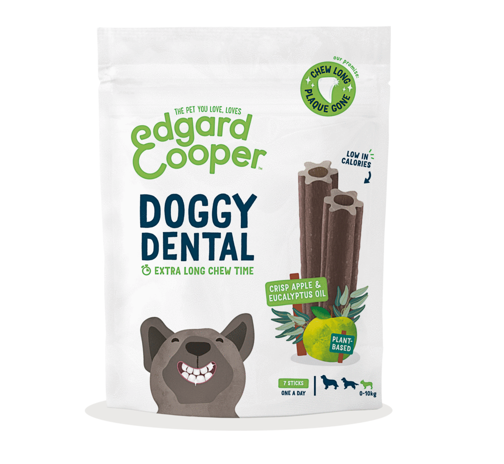 Edgard Cooper Doggy Dental Apple & Eucalyptus