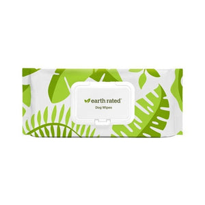 Earth Rated 100 Lavender Scented Pet Grooming Wipes