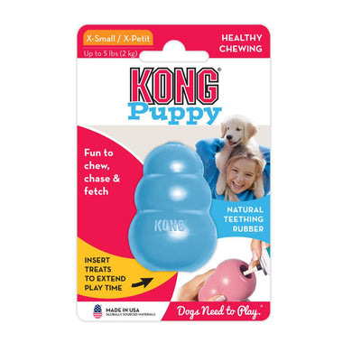 KONG® Puppy from XS to L