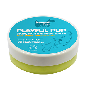 HOWND Playful Pup Skin Nose and Paw Balm with Sun Protection