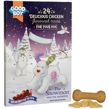 Load image into Gallery viewer, Good Boy - Snowman & Snowdog Advent Calendar!
