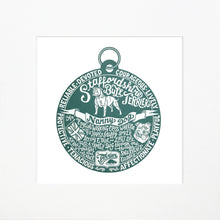 "Load image into Gallery viewer, ""Dog Tag"" print for Staffordshire Bull Terrier lovers"