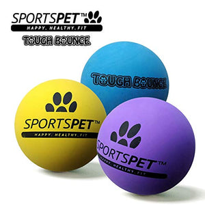 Sportspet Tough Bounce - 3 Pack