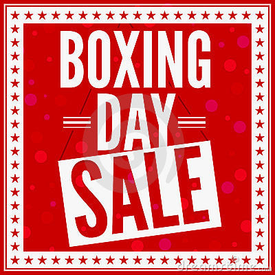 2016 BOXING DAY