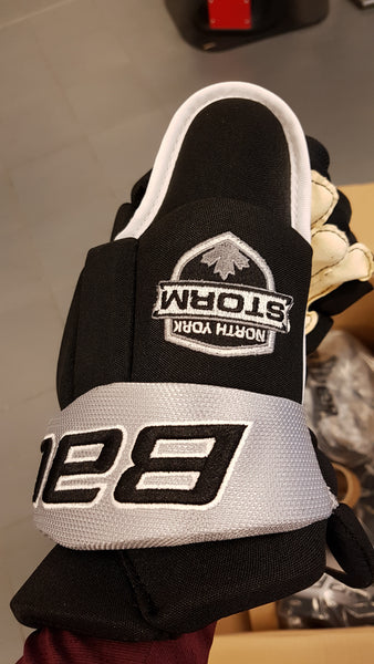 NYS Custom Bauer Gloves