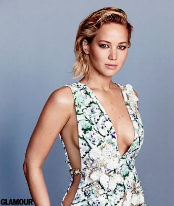 "Jennifer Lawrence Draws Inspiration From ""Slutty Power Lesbians"""