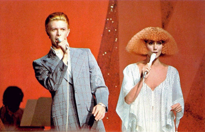 That Time David Bowie Performed With Cher And Other Space Oddities From His Incredible Career