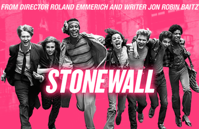Stonewall Has Been Nominated For A Film Award…Really