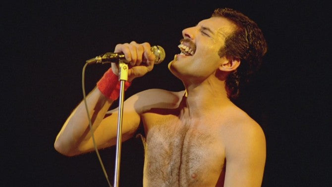"Freddie Mercury's Isolated Vocal Track From ""We Are The Champions"" Will Send Shivers Down Your Spine"