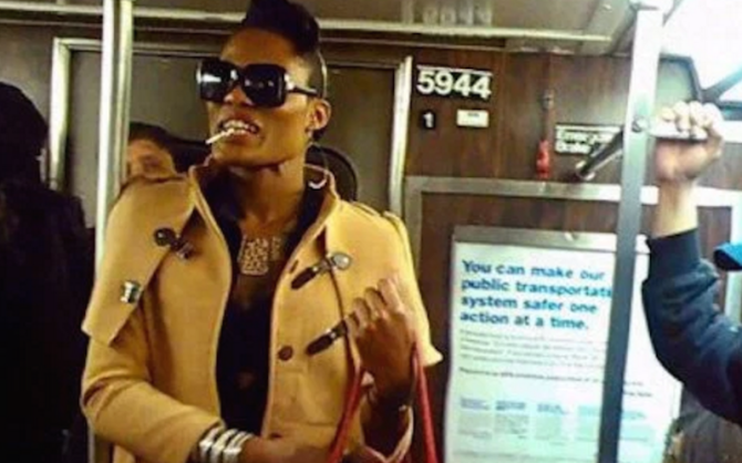 Trans Woman Has Turned Herself In For Attacking Passengers On New York Subway