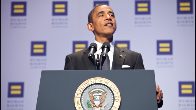 LGBT Highlights from President Obama's Final SOTU