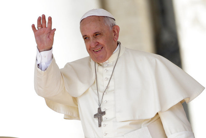 Pope Francis Clarifies Earlier Remarks About Gay People