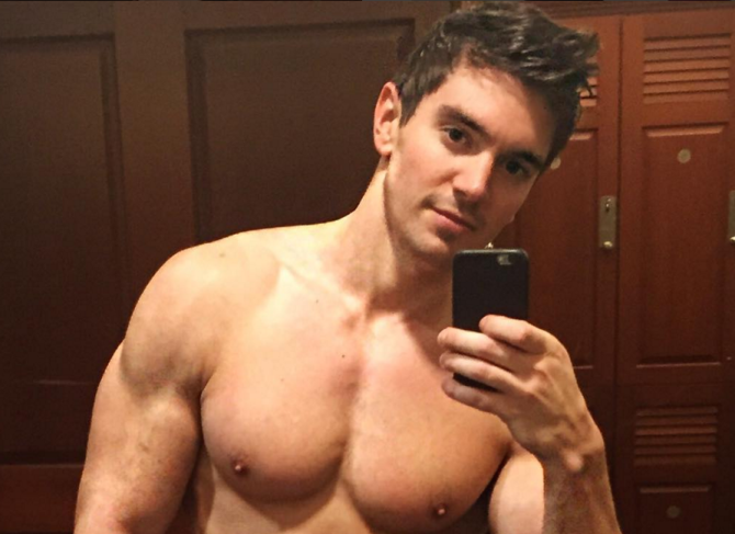 Steve Grand Reveals All About Sobriety And Lack Of Body Hair In Photo Message