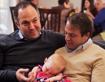 Antigay Family Group Launches Boycott Over Allstate Ad With Two Gay Dads