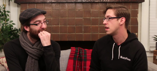 Gay Guys Probe Everything You Ever Wanted To Know About Straight Guys