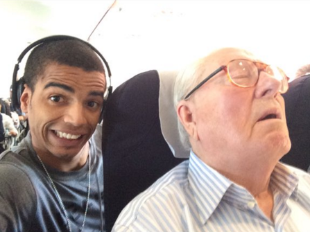 Antigay, Anti-Semitic Politician Sues Madonna's Ex For Taking Ugly Photo Of Him Sleeping On An Airplane